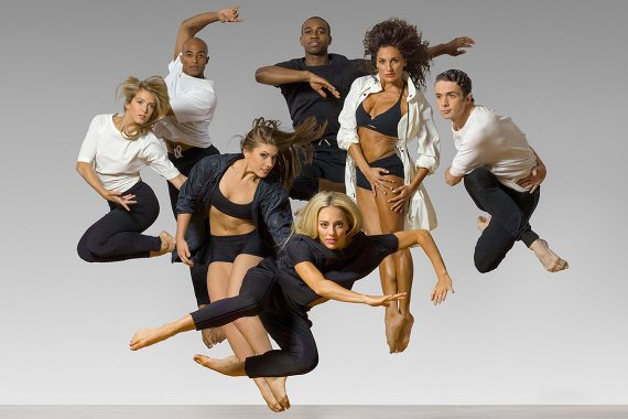 Parsons Dance Company (photo by Lois Greenfield)