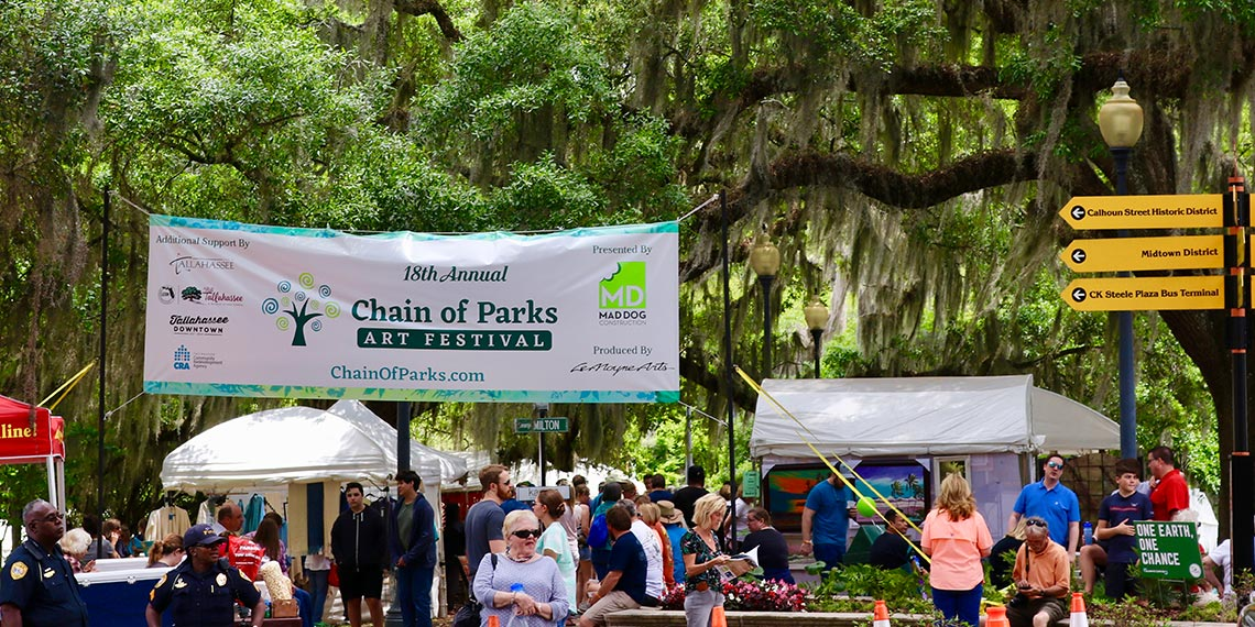 Chain of Parks