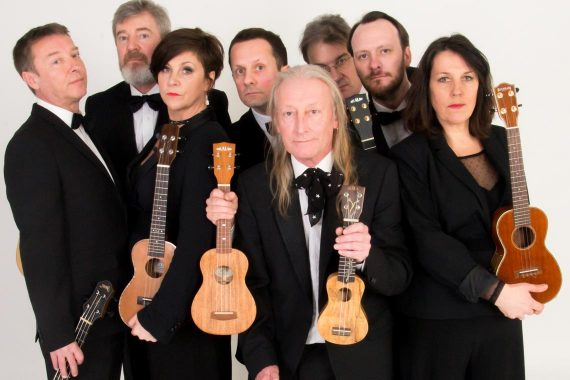 George Hinchliffe's Ukulele Orchestra of Great Britain ®