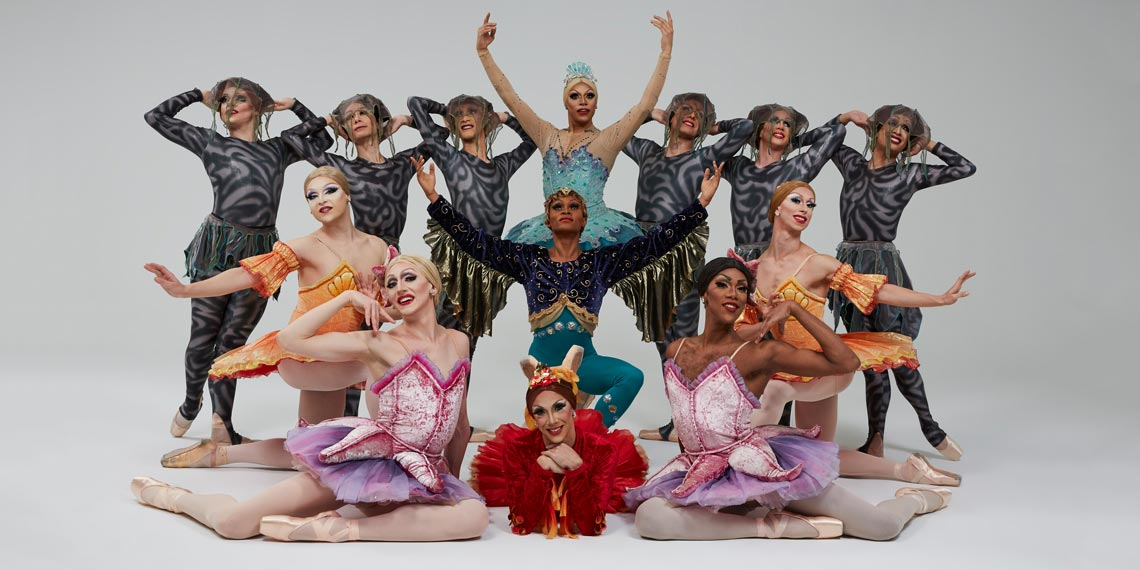 Les Ballet Trockadero de Monte Carlo